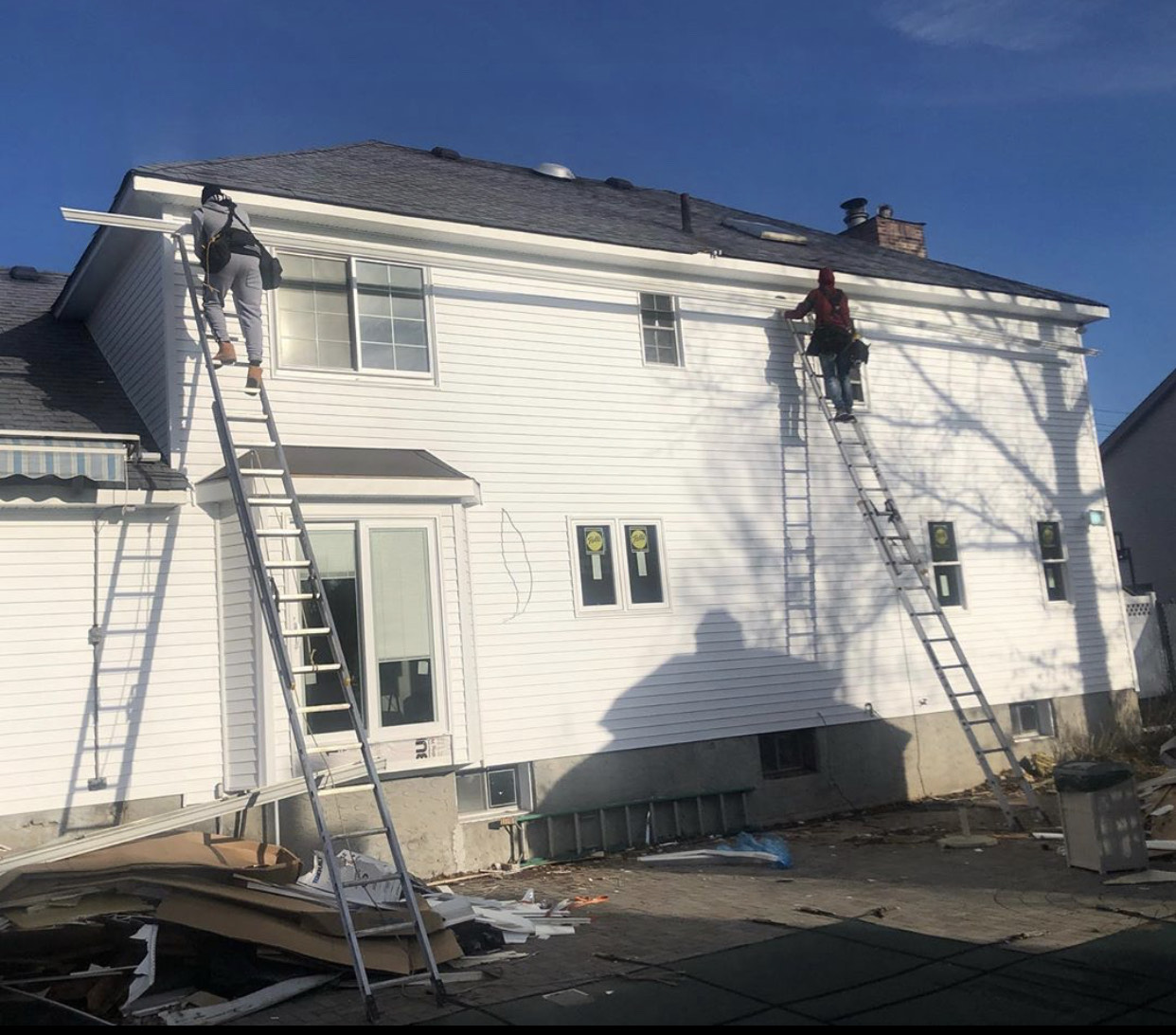 A Amp A Siding Gutter Amp Roofing Repairs Exterior