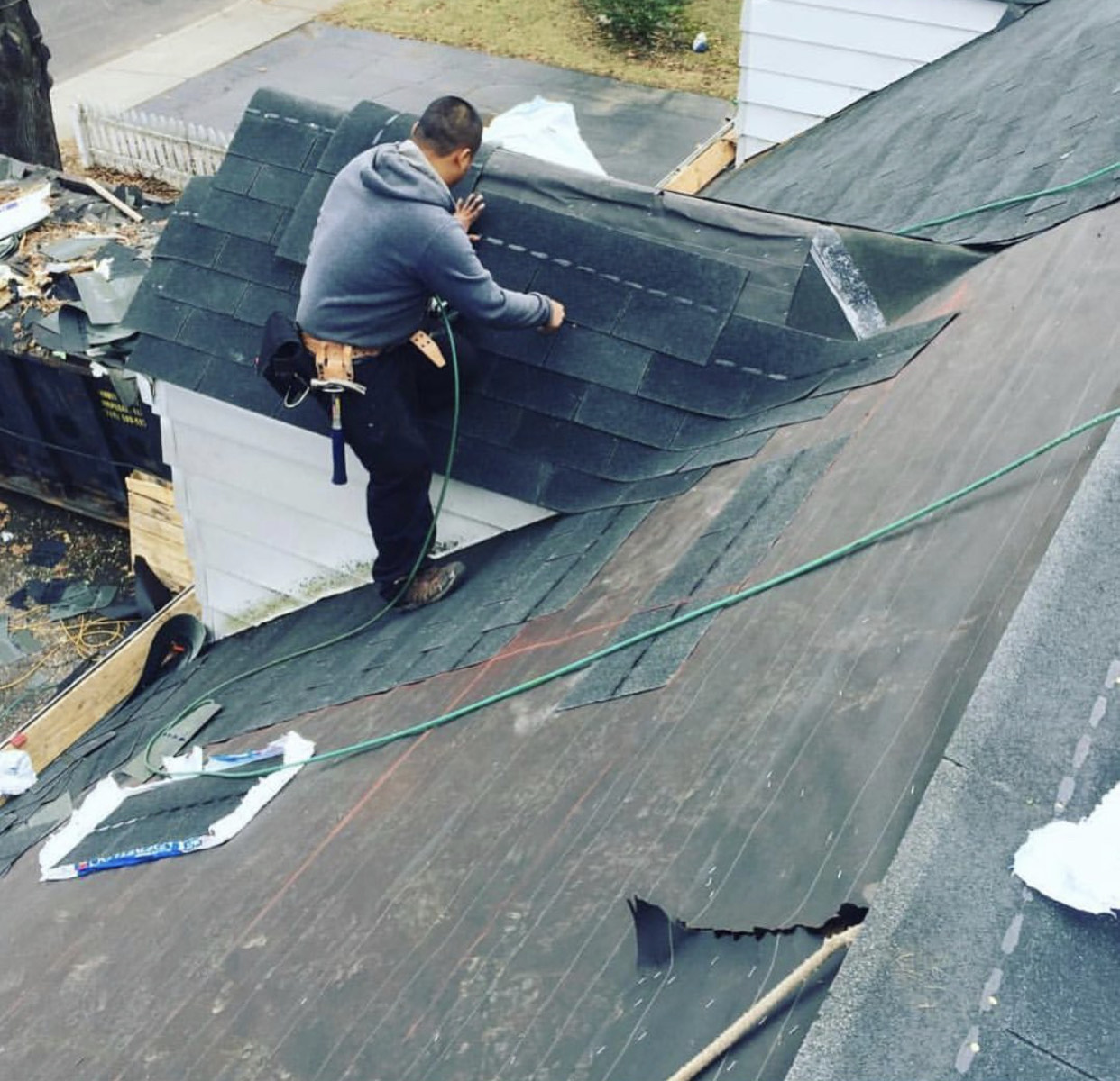 Gallery A Amp A Siding Gutter Amp Roofing Repairs