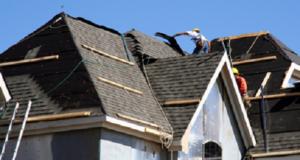 Roofing installation